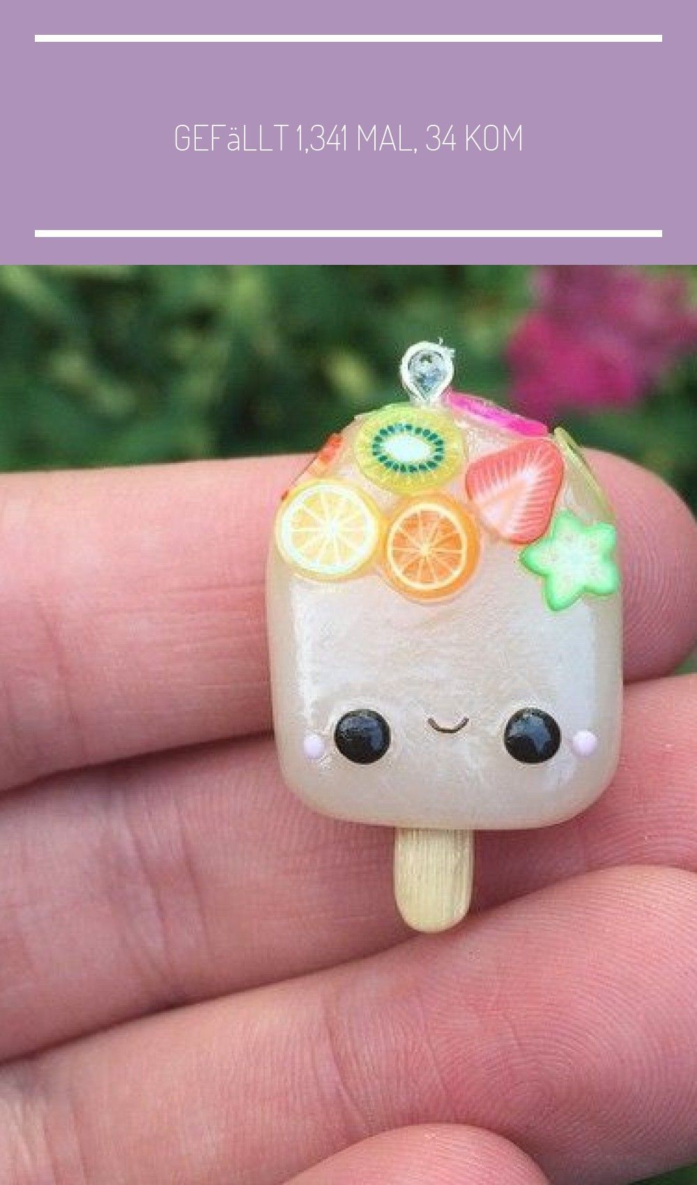 Excellent Cost-Free Polymer Clay Crafts kawaii Thoughts  Gefällt 1,341 Mal, 34 Kommentare – Funk