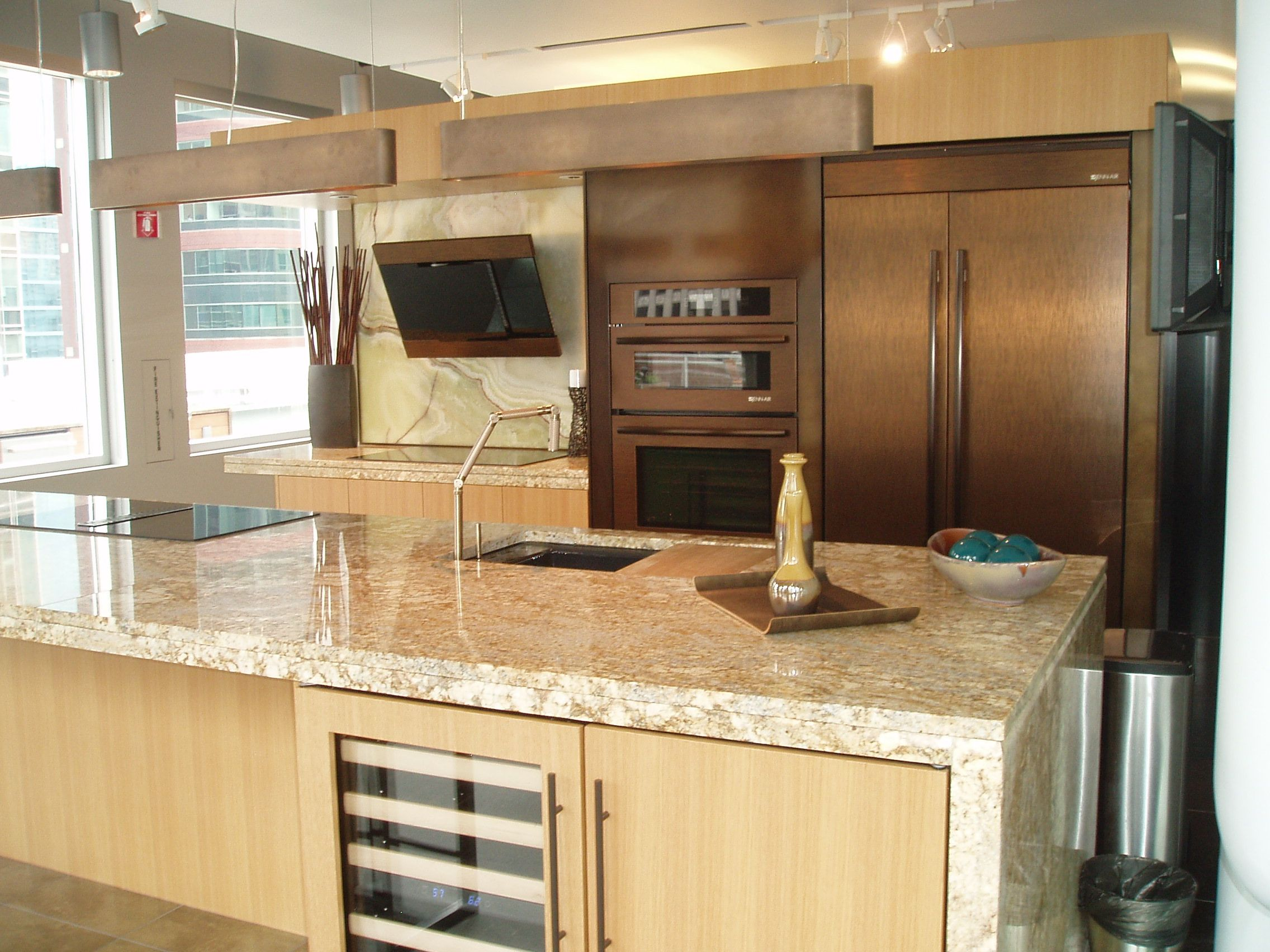Bronze Kitchen Appliances Cabinets Online Wholesale Where To Buy The Beautiful Warm Finish Of Jenn Air Oiled