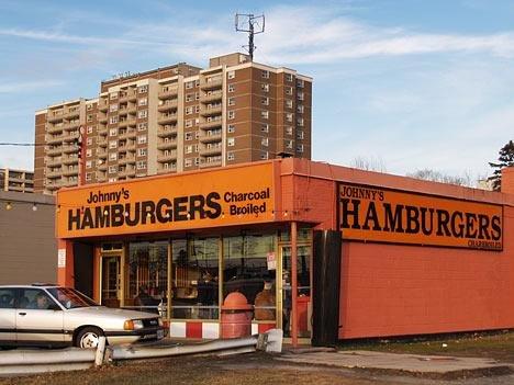 Johnny S Hamburgers Scarborough Ontario Toronto Photos Scarborough Toronto