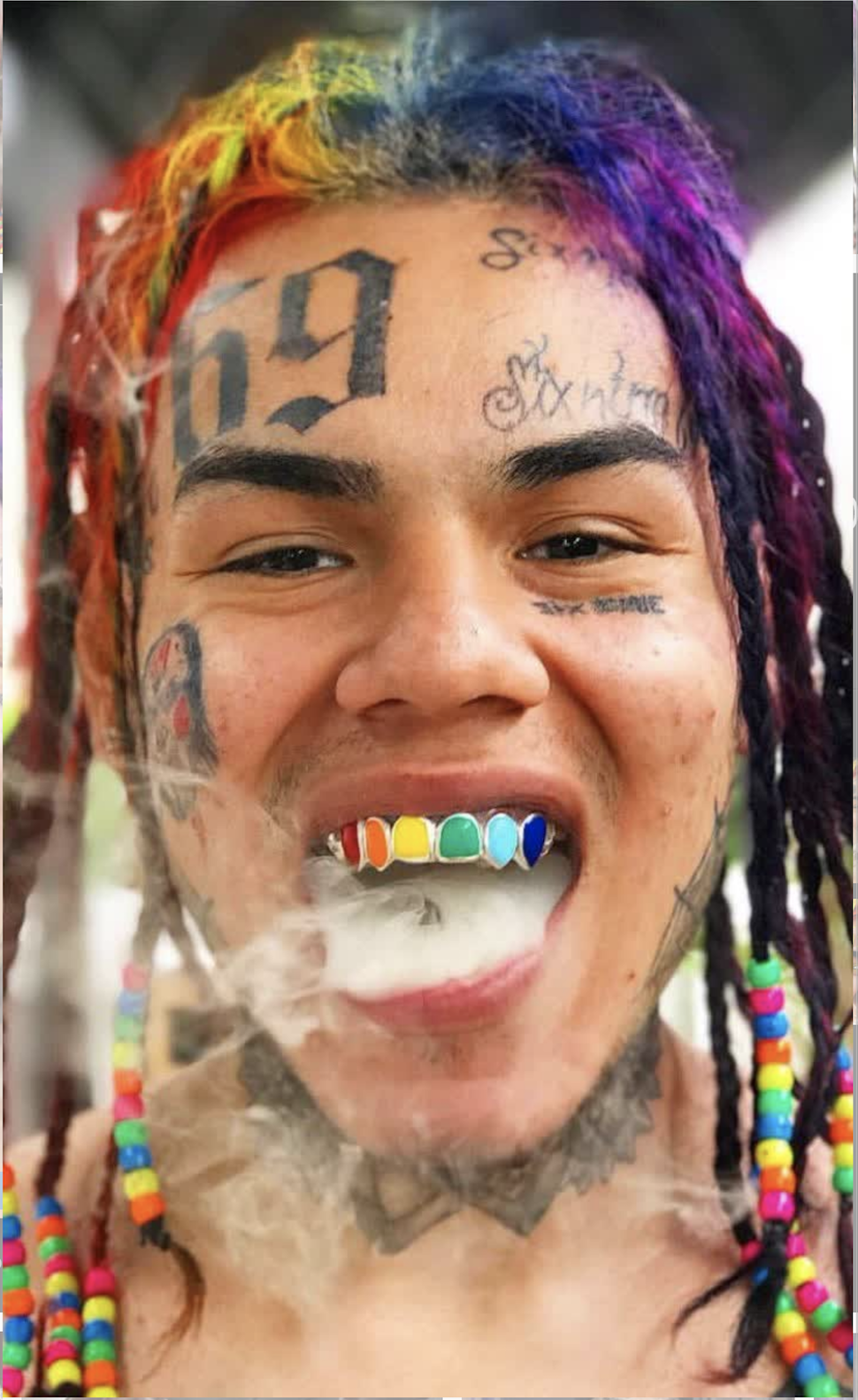 Pin by suleiman alsadig on 6ix 9ine Rapper, Perfect