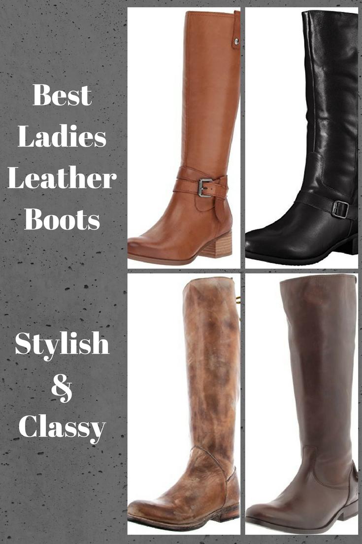 2019 year looks- Stylish ladies riding boots