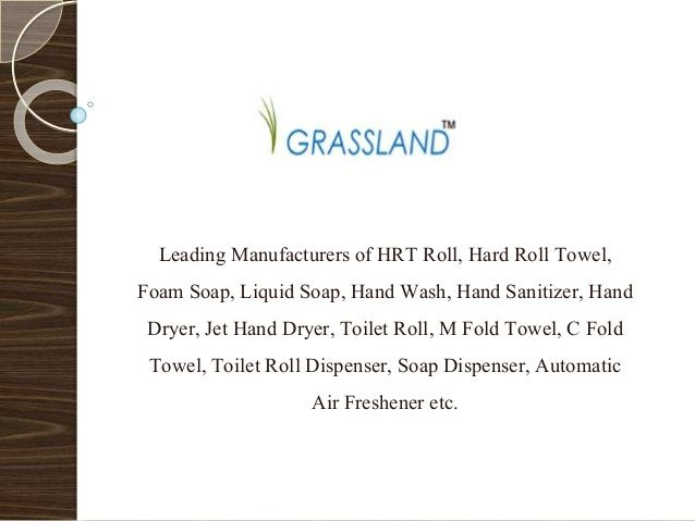 Watch Out Our Latest Ppt On Handsanitizermanufacturers Hand