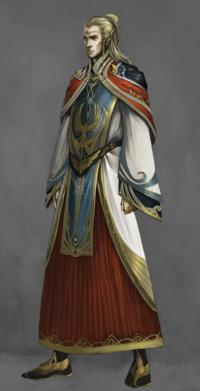 Warhammer High Elf