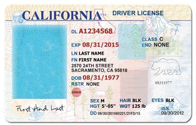 Pin by dale Harold on Templates | Drivers license california, Ca