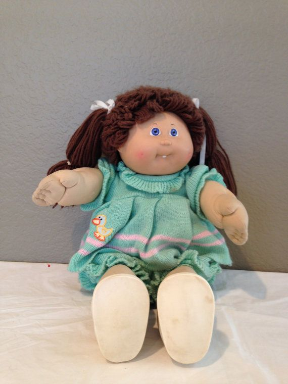 Pin On Cabbage Patch Resource Junky