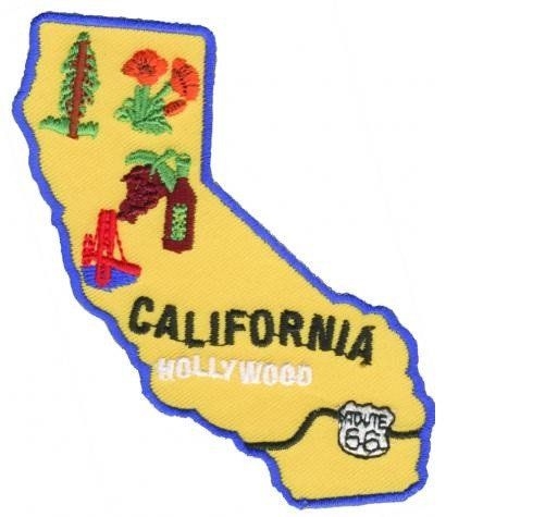 California State Patch