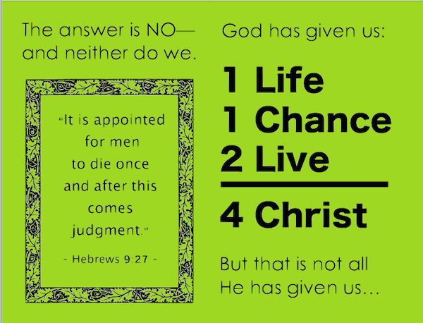 Free Printable Gospel Tracts To Give To Trick Or Treaters