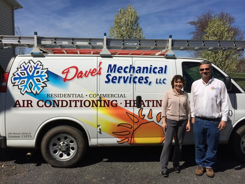 Dave's Mechanical Service offers fast air conditioning