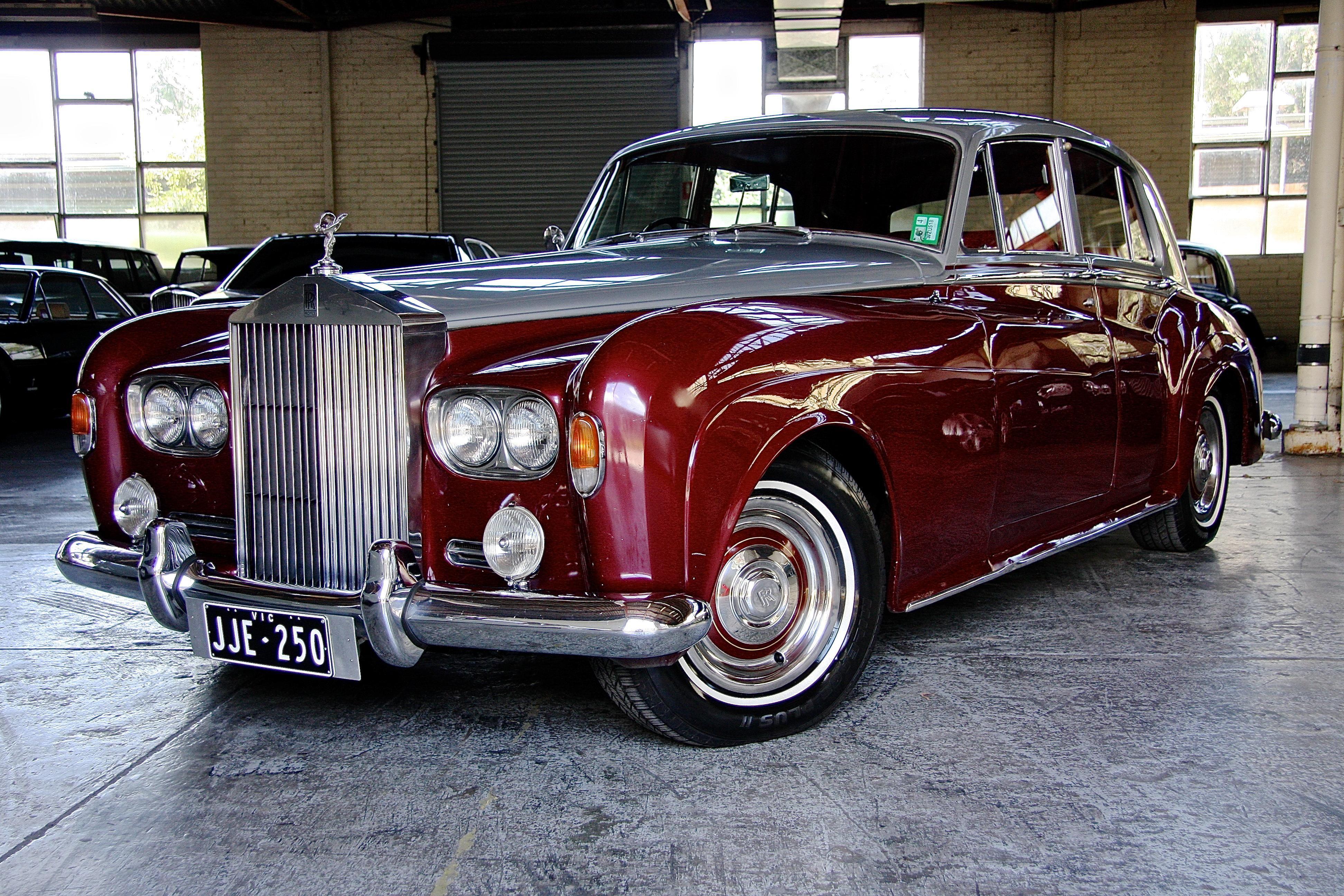 1965 Rolls Royce Silver Cloud Iii 3888x2592 See Http Www