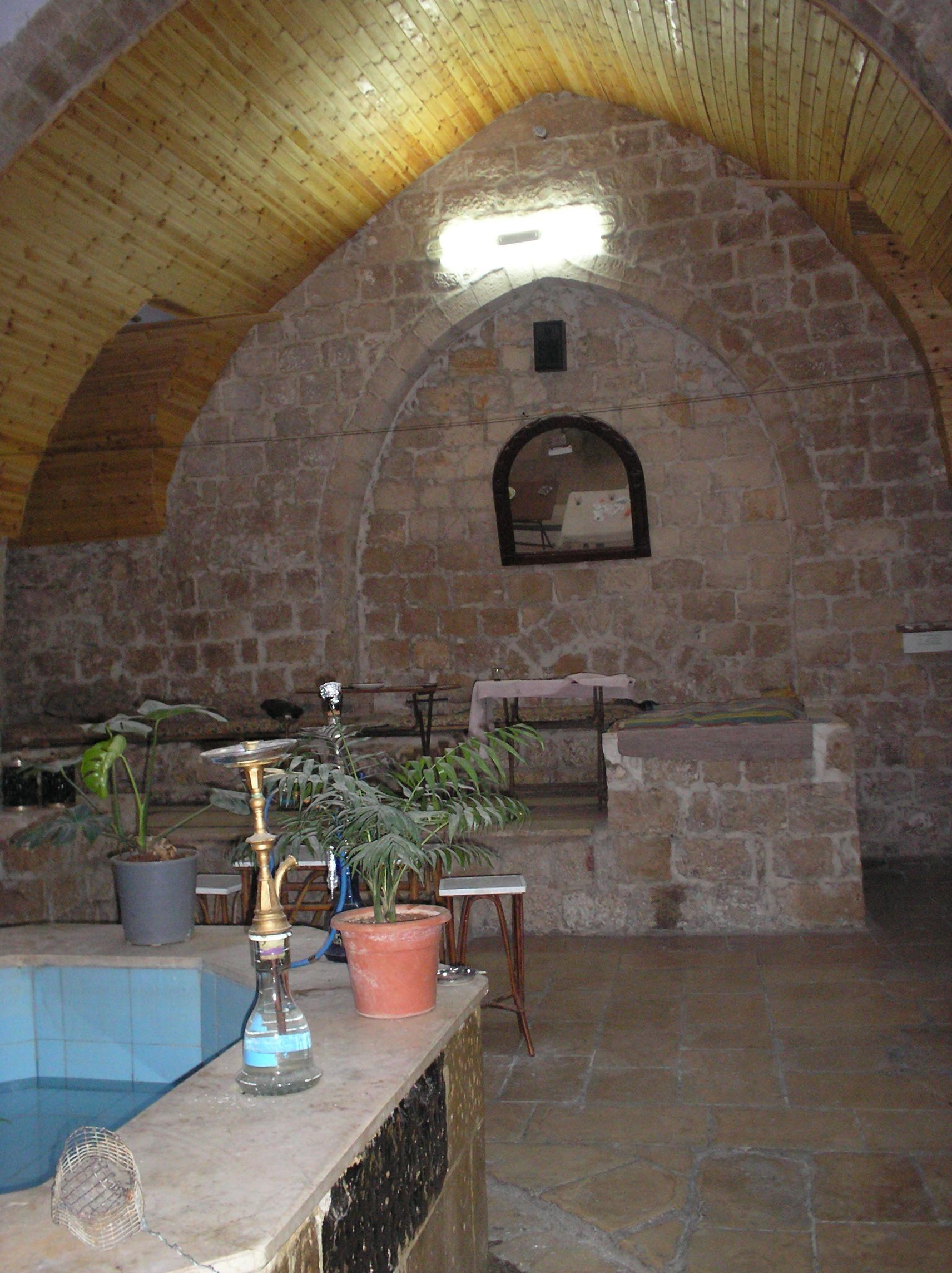 Nablus نابلس الحمام التركي في حي القصبة 3 Palestine Places Patio