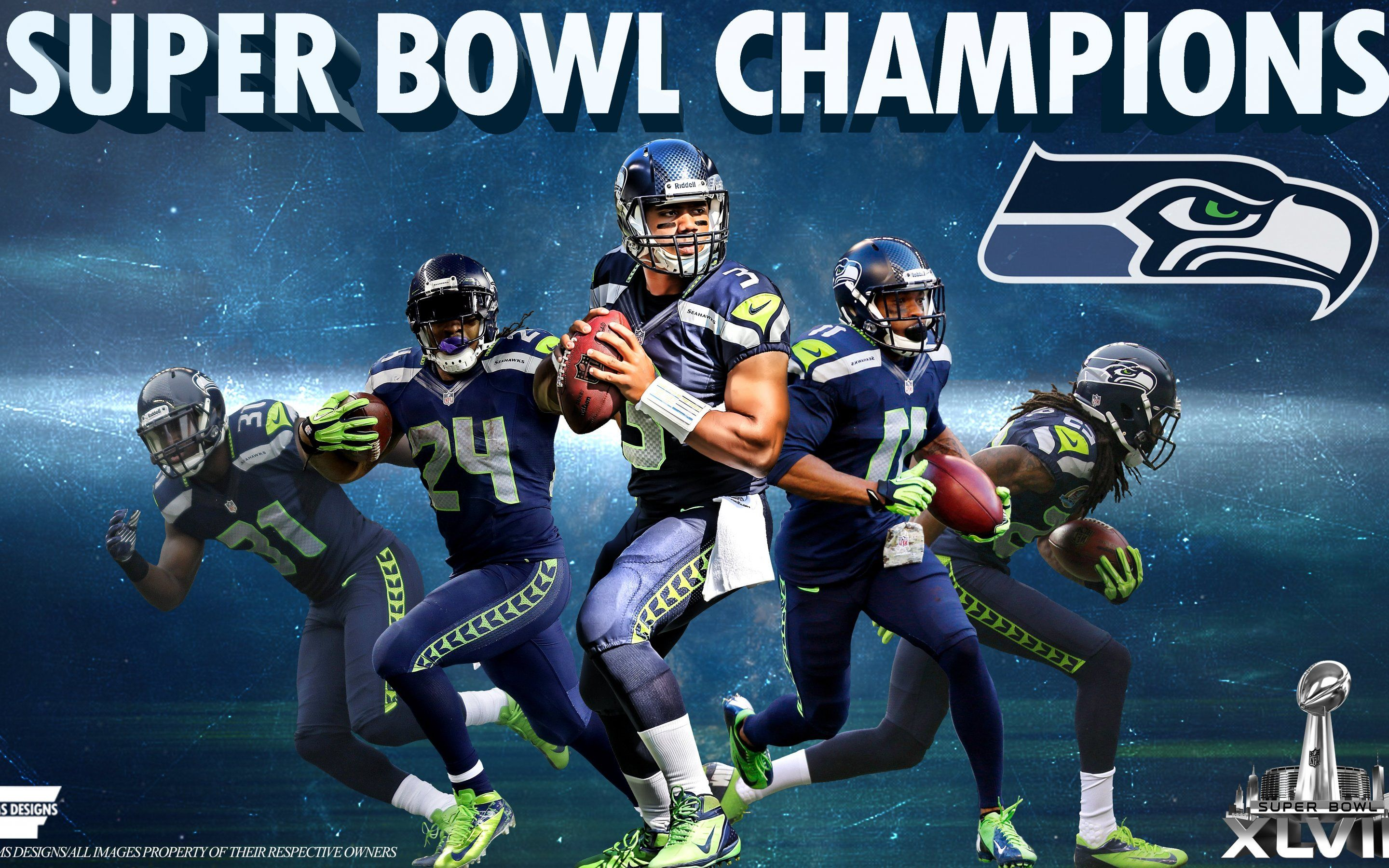 SEATTLE SEAHAWKS WALLPAPER  464be038c