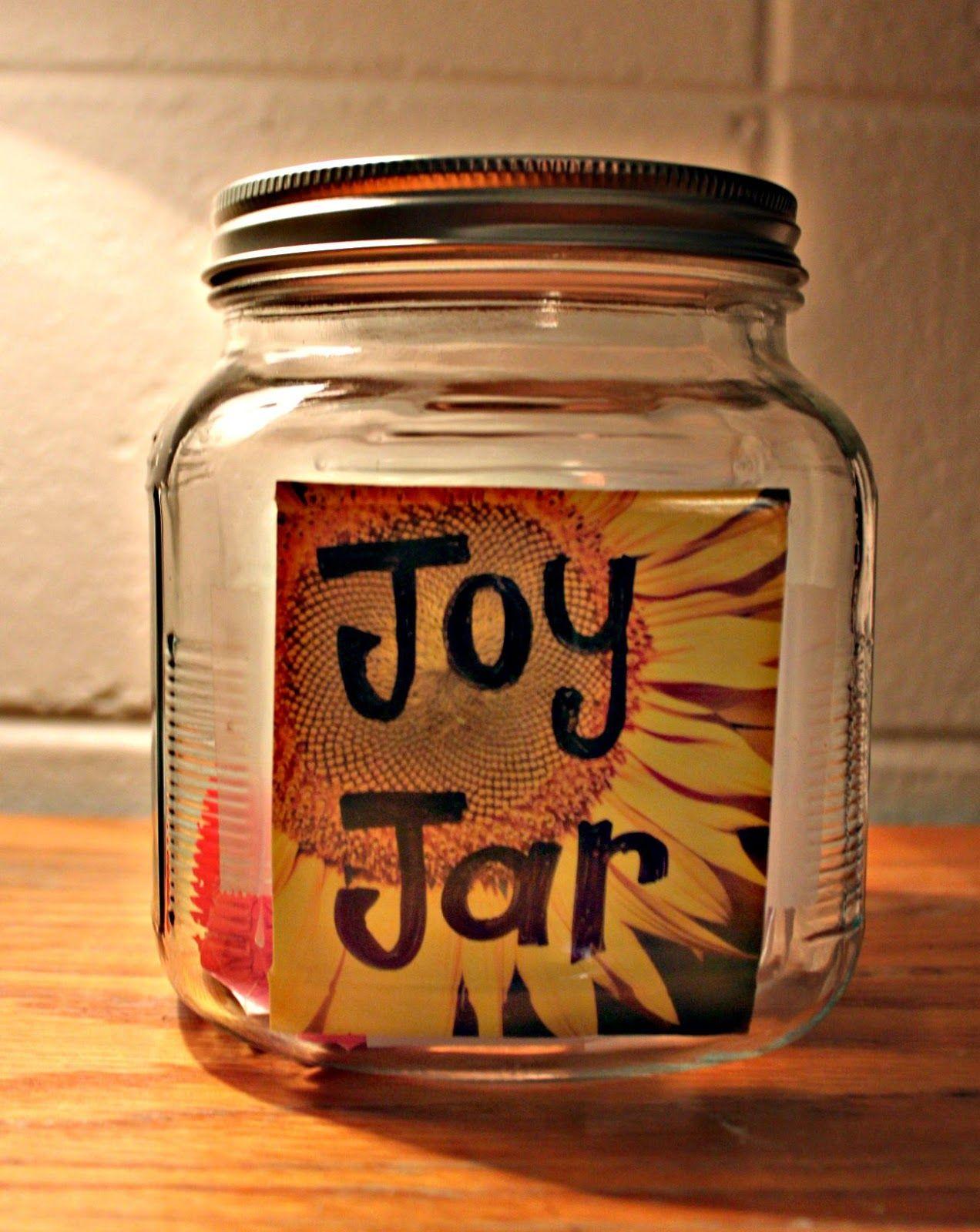 Image result for joy jar