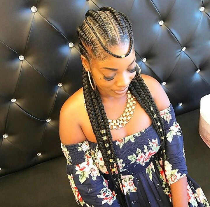 African Tribal Hairstyles