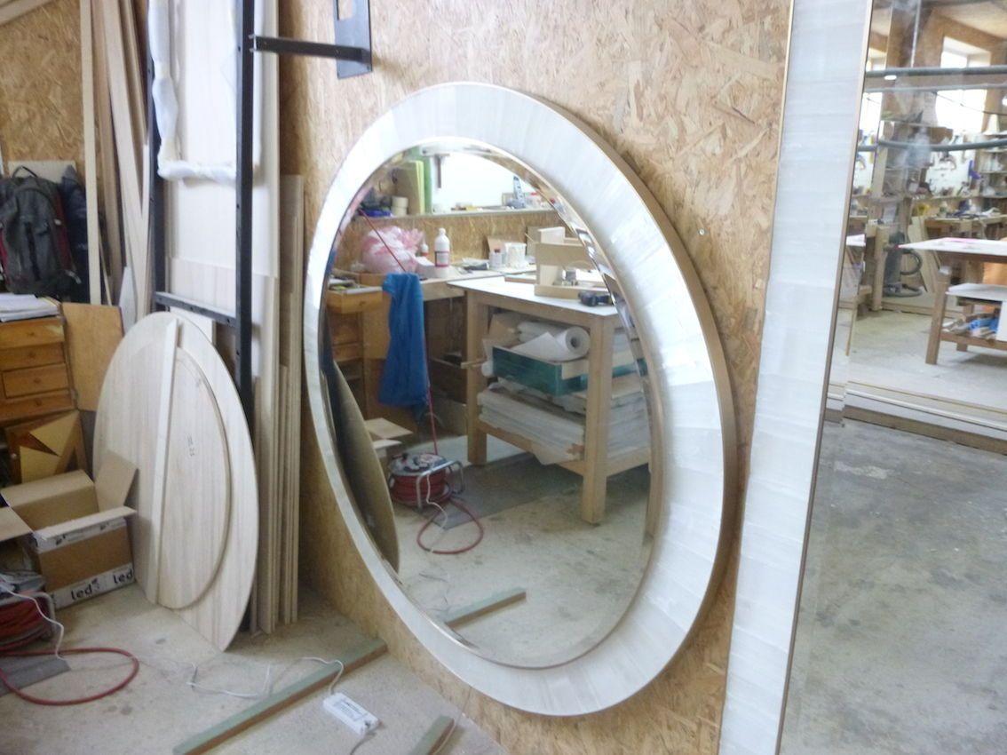 selenite mirrors