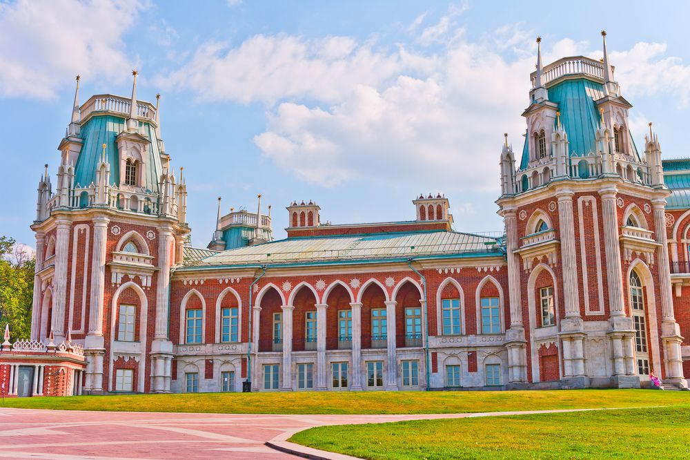 70 Best Russian Palaces and Mansions (Photos) | photos | Palace