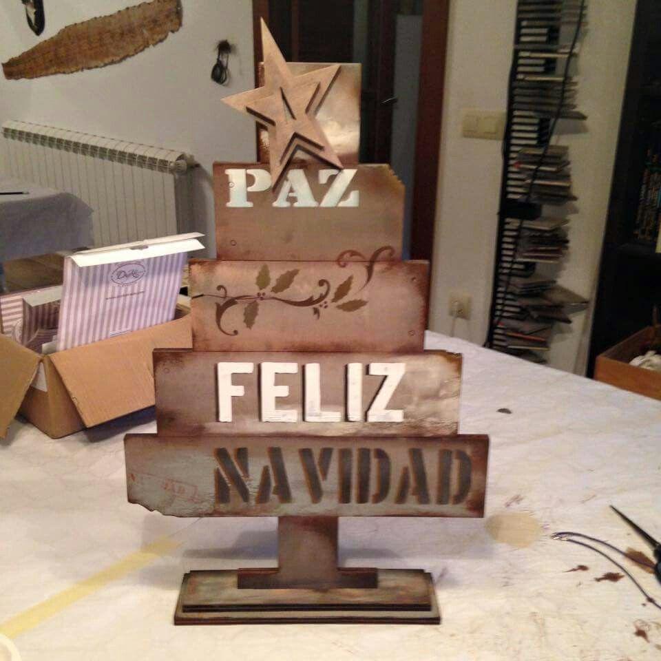 Rbol Navidad Navidad Pinterest Rbol Navidad Navidad Y  # Muebles Dayka Trade