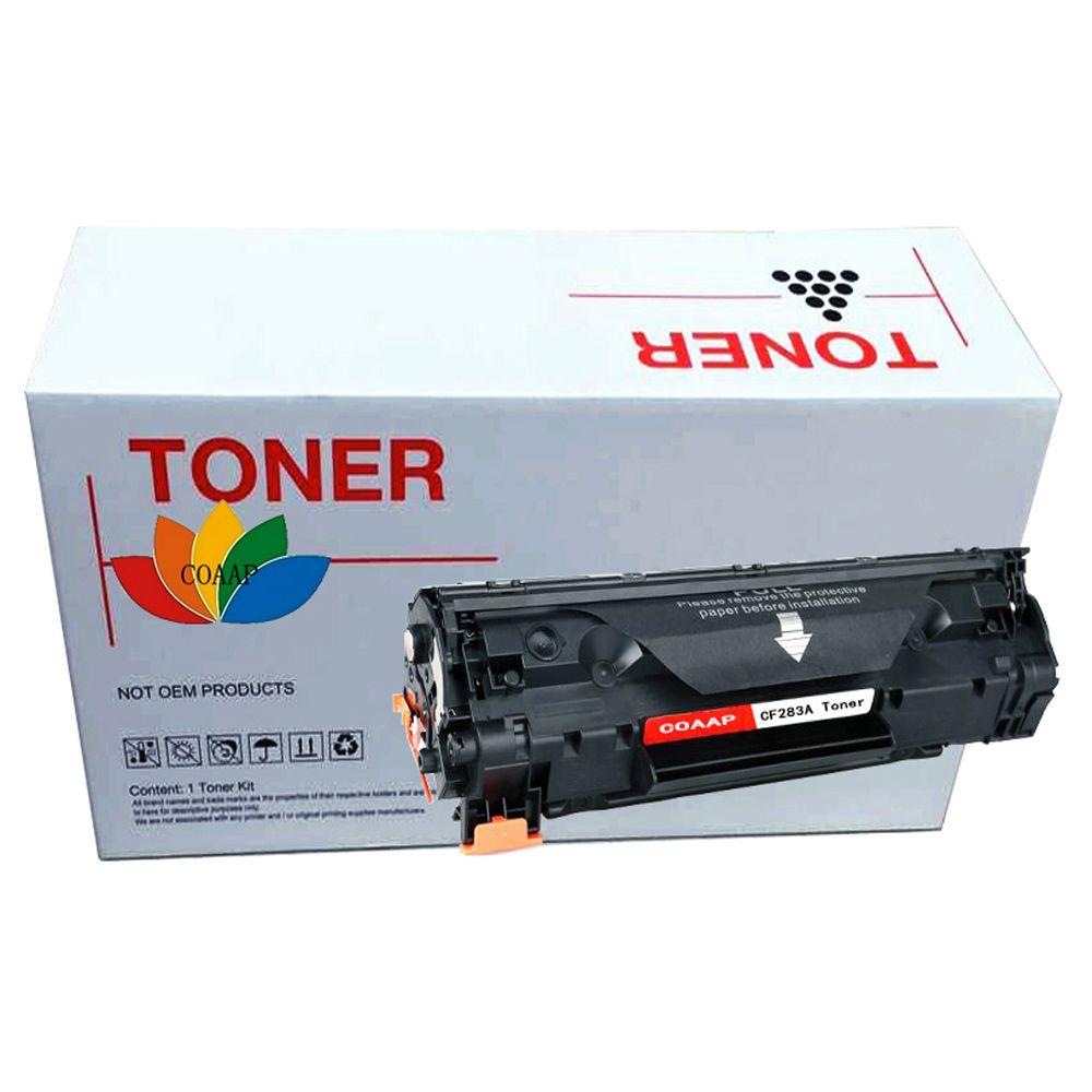 Cf283a 83a Black Compatible Toner Cartridge For Hp Laserjet M127fn M126fn M125nw Printer Toner Cartridge Toner Graphic Card