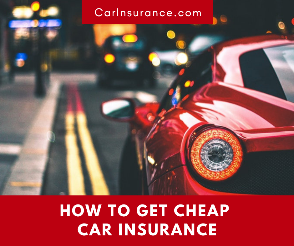 Get To Know What You Need To Know To Find Cheap Car Insurance