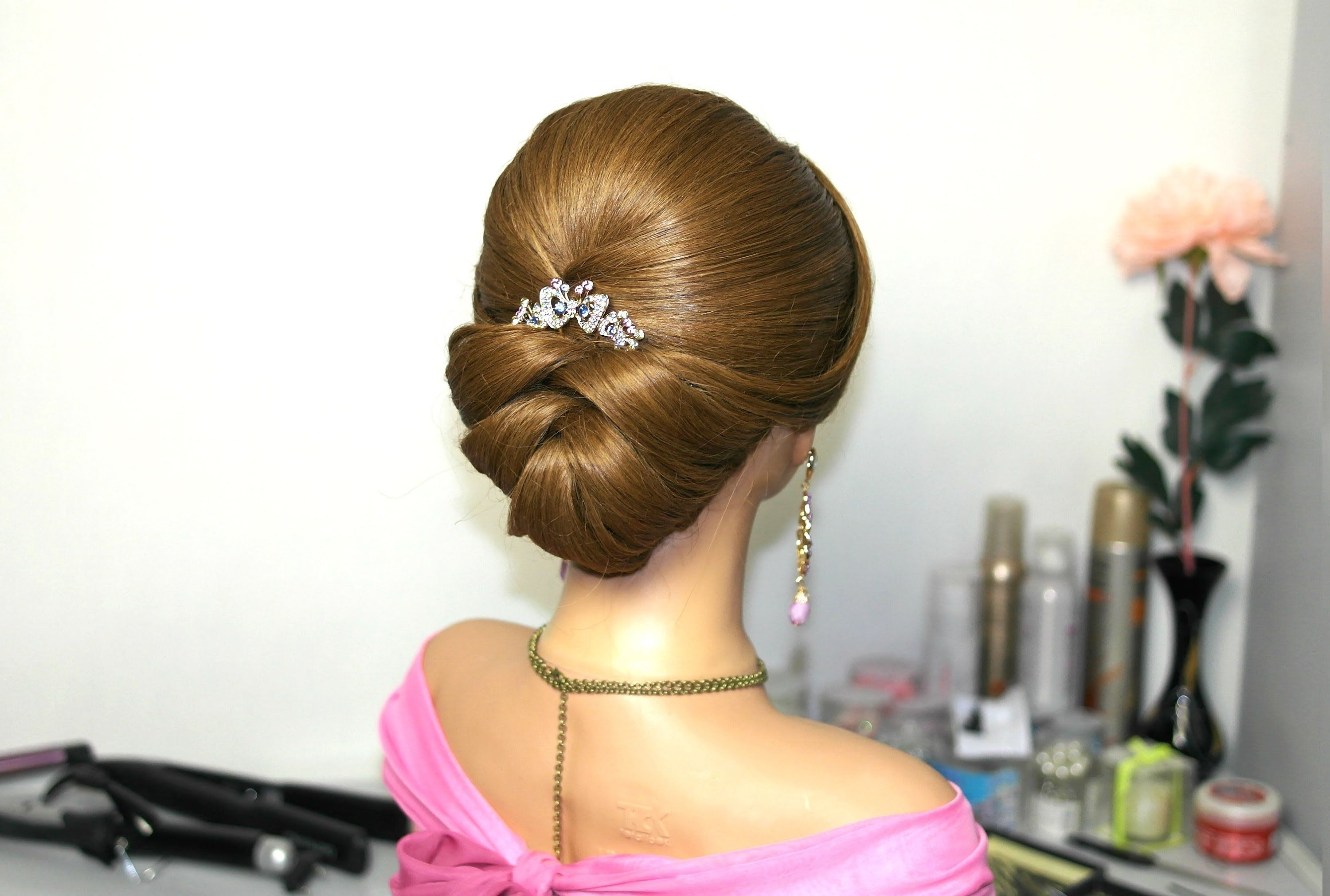 Strange 1000 Images About Hair Elegance On Pinterest Prom Hairstyles Short Hairstyles Gunalazisus