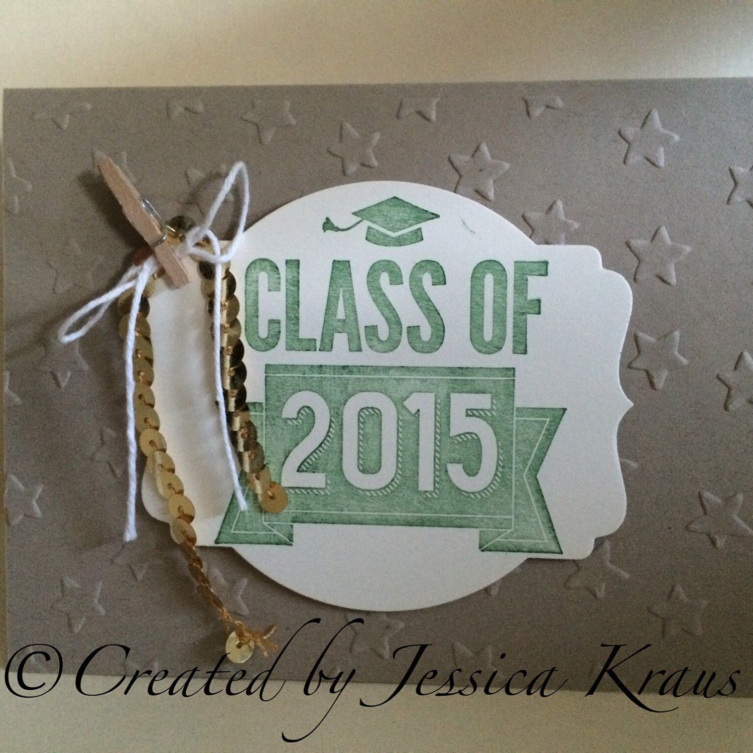 A personal favorite from my Etsy shop https://www.etsy.com/listing/233440019/graduation-handmade-greeting-card-2015