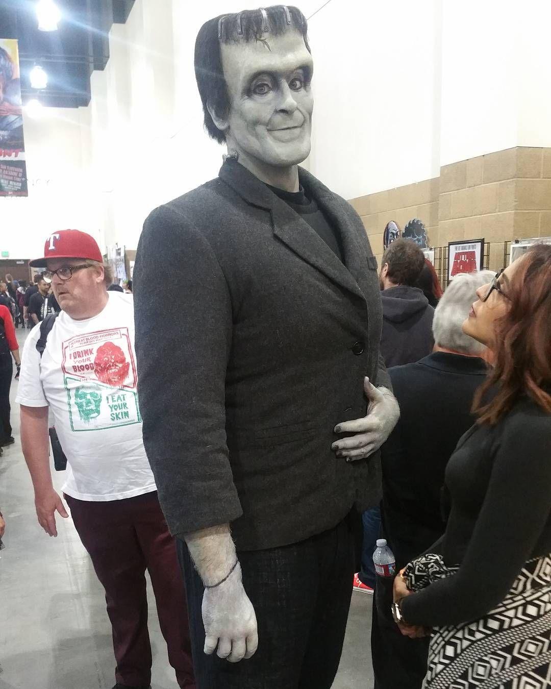 Diy Frankenstein Costume Scary Images Tutorial Maskerix Com Monster Costumes Halloween Costume Monster Frankenstein S Monster