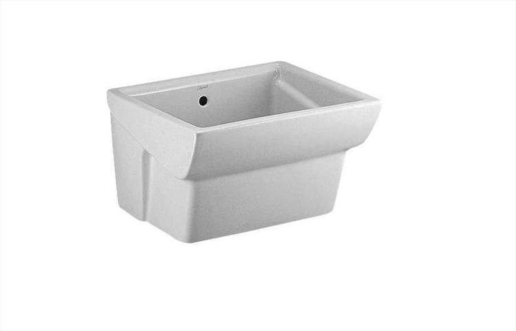 MESSICO2 LAVATOIO 60x50 BN IDEAL STANDARD Ceramica Bagno