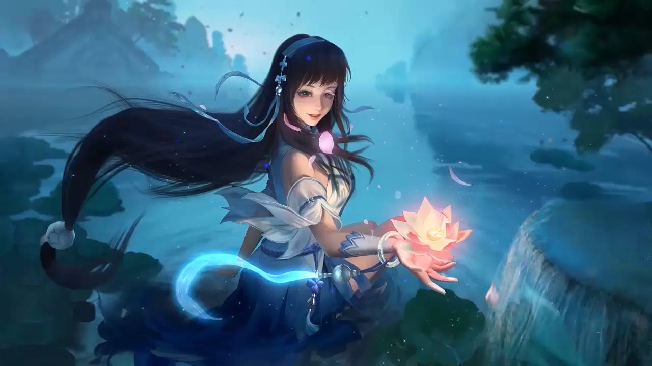 Xi Shi (King of Glory) - DESKTOP