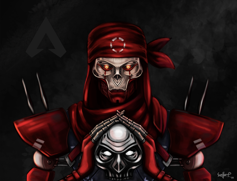 Revenant by MalevolentPapaya // Apex Legends in 2020 (With
