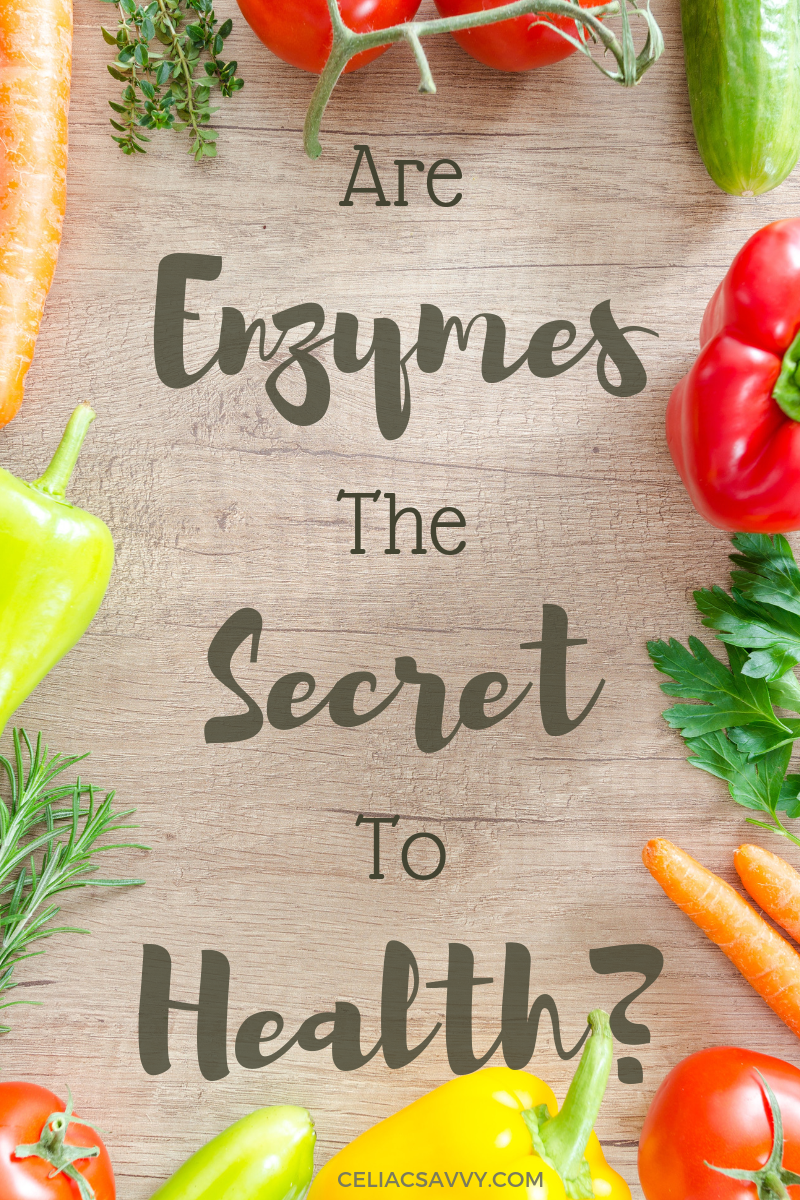 Are Enzymes the Secret to Health? | Celiac disease, Celiac ...