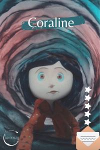 Coraline By Neil Gaiman Book Review Ink In A Teacup In 2020 Gaiman Neil Gaiman Neil Gaiman Books