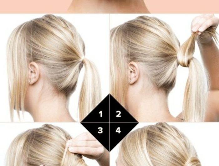 Frisuren Für Lange Glatte Haare Zum Selber Machen Yskgjtcom