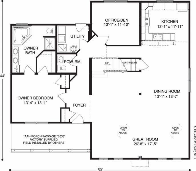 15++ All american homes floor plans ideas