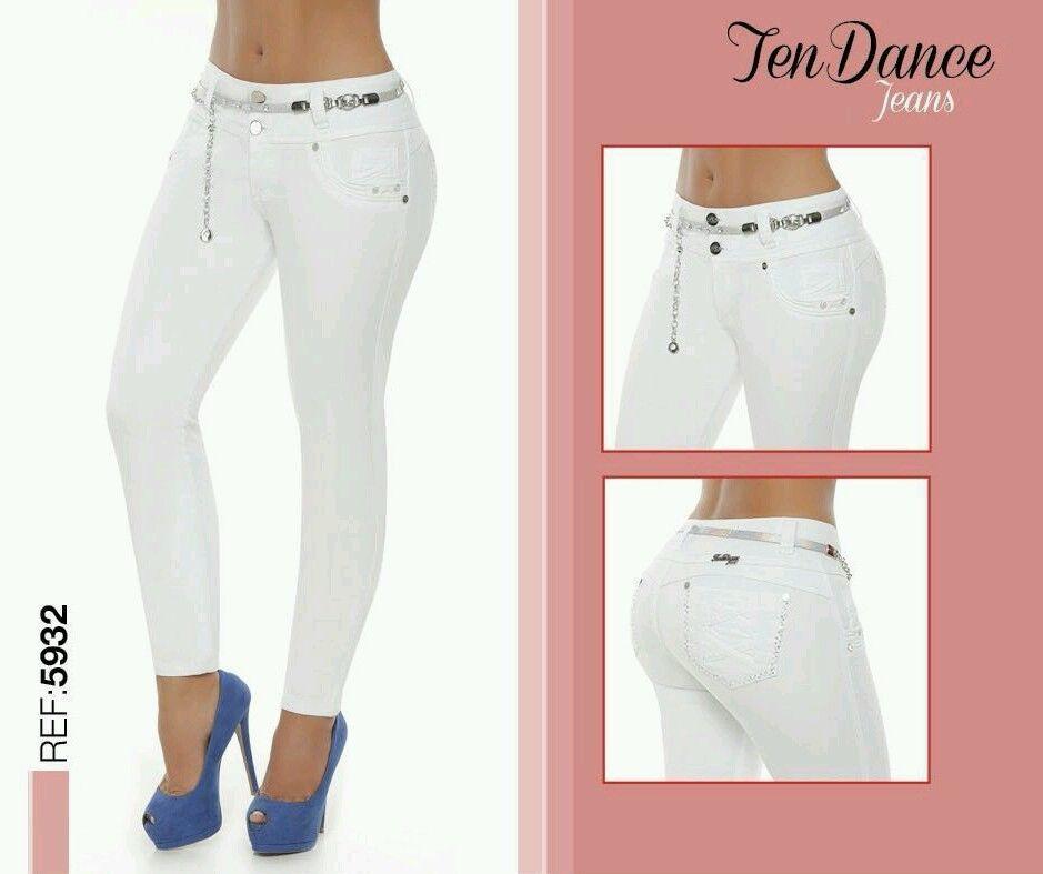 1027557294 Jeans colombianos butt lifter fajas colombianas jeans levanta cola pompi  5932  TenDance  SlimSkinny