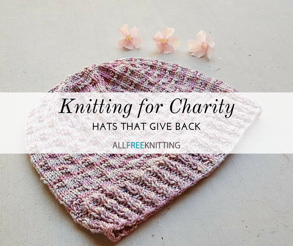 Knitting for Charity: 31 Free Hat Patterns | knit/crochet | Tejer ...