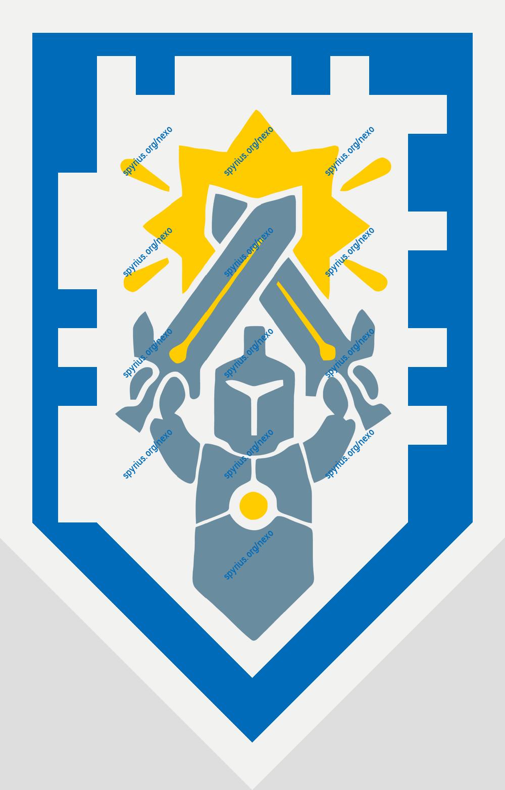 LEGO Nexo Knights Power - Lance - Champion of Chivalry | spyrius.org ...