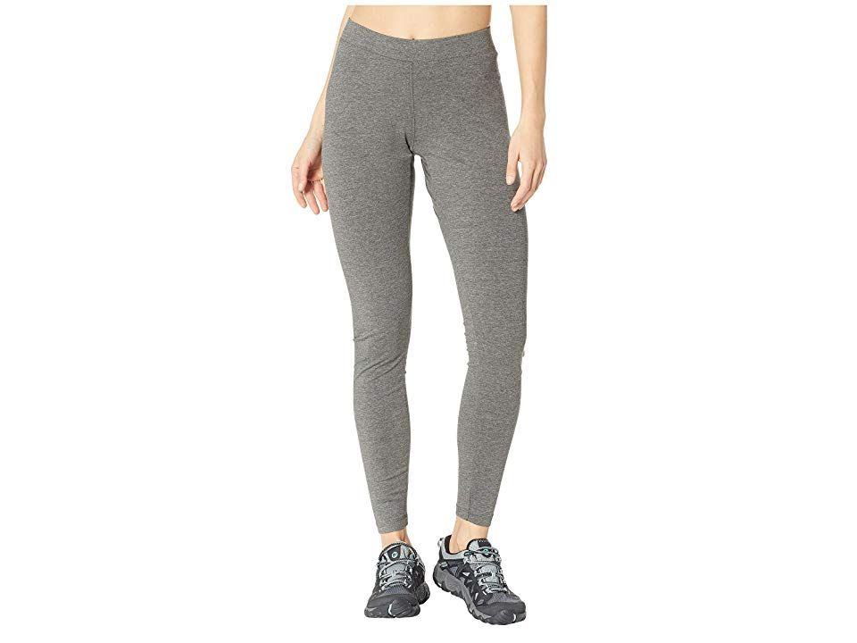ToadCo Lean Jersey Legging Charcoal Heather Womens Casual Pants Enjoy a night of movies and laughs with friends in this ToadCo Lean Jersey Legging Fitted leg Stretchy Fox...
