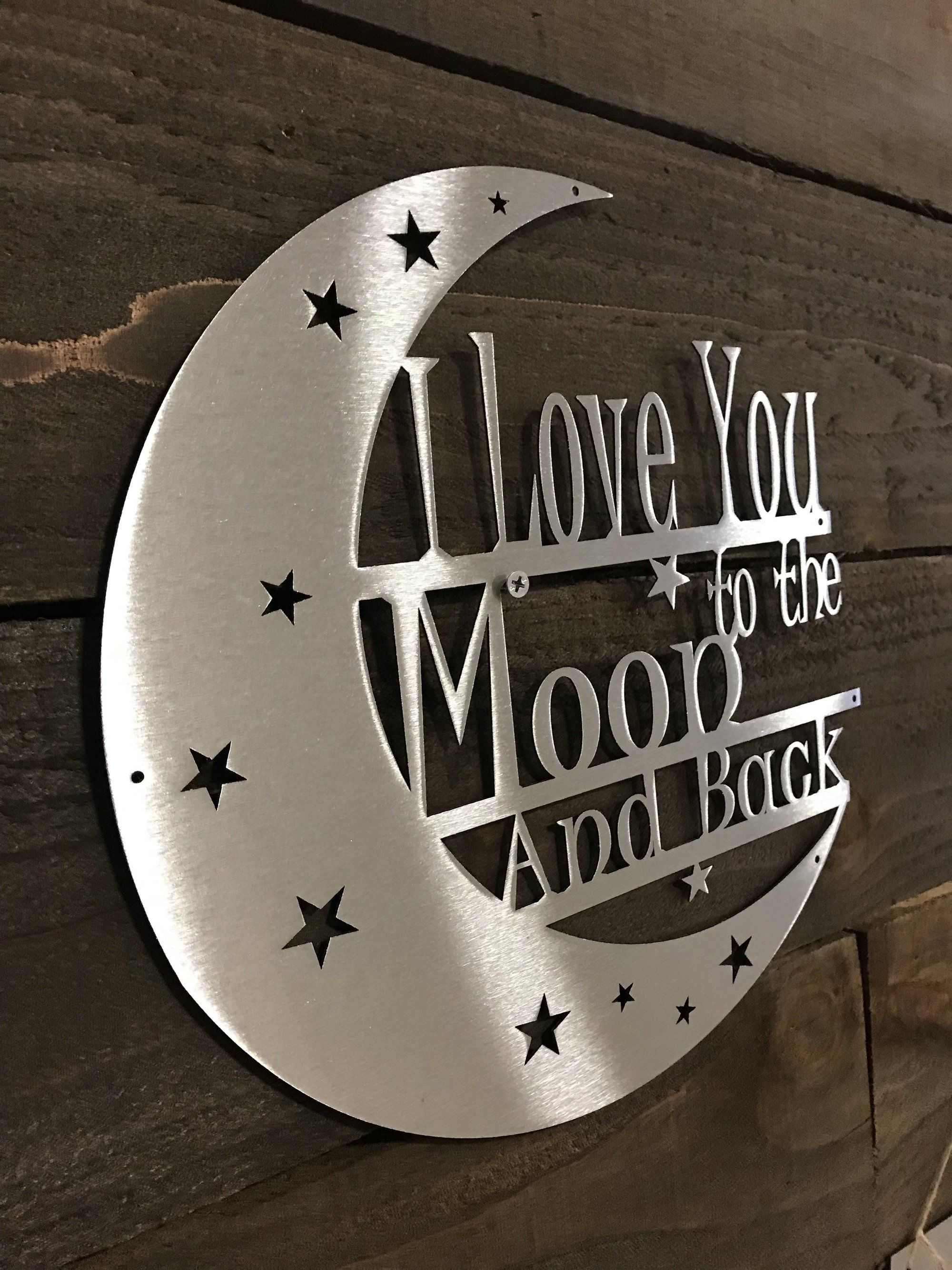 I Love You To The Moon And Back Pictures : pictures, Back