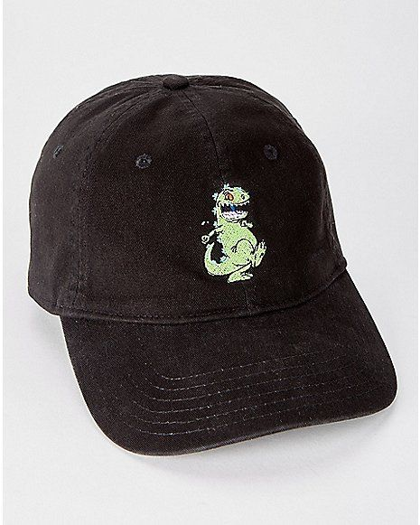 092f2724b551e Reptar Rugrats Dad Hat - Nickelodeon - Spencer s