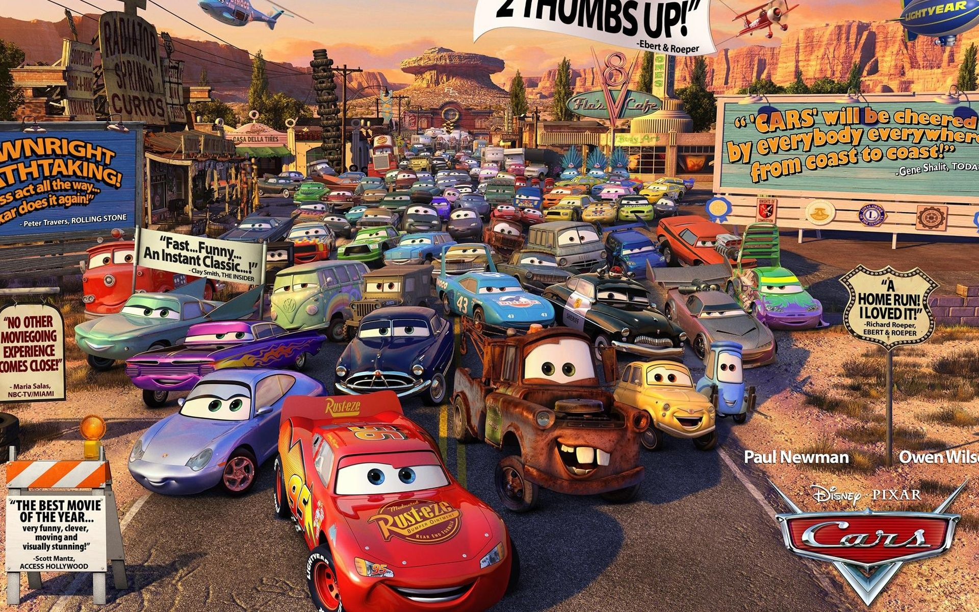 Cars Movie Review HD Desktop Wallpaper Cool Wallpapers