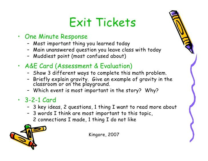 exit ticket template doc - Google Search Standard based grading - exit ticket template