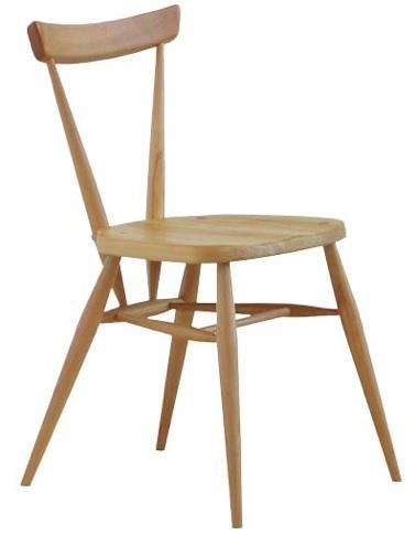 Design Sleuth Ercol Stacking Dining Chairs Dining Chairs