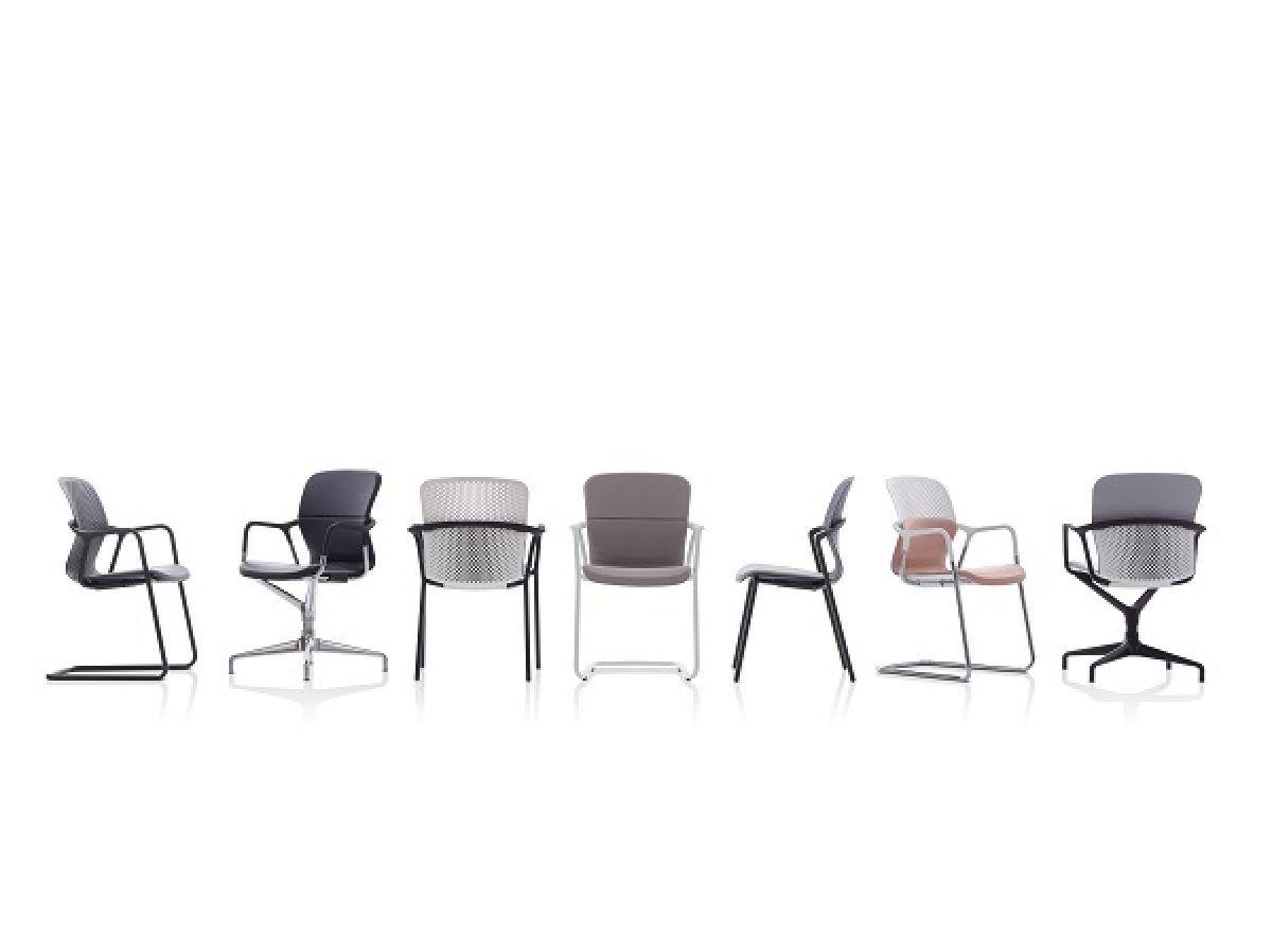 Keyn Chair Range By Forpeople Forpeople Created A Chair Using
