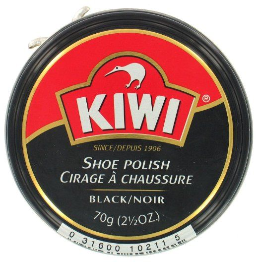 3aa61b1aa26d6 Amazon.com: Kiwi 102-031 2-1/2 oz Shoe Polish, Black: Health ...