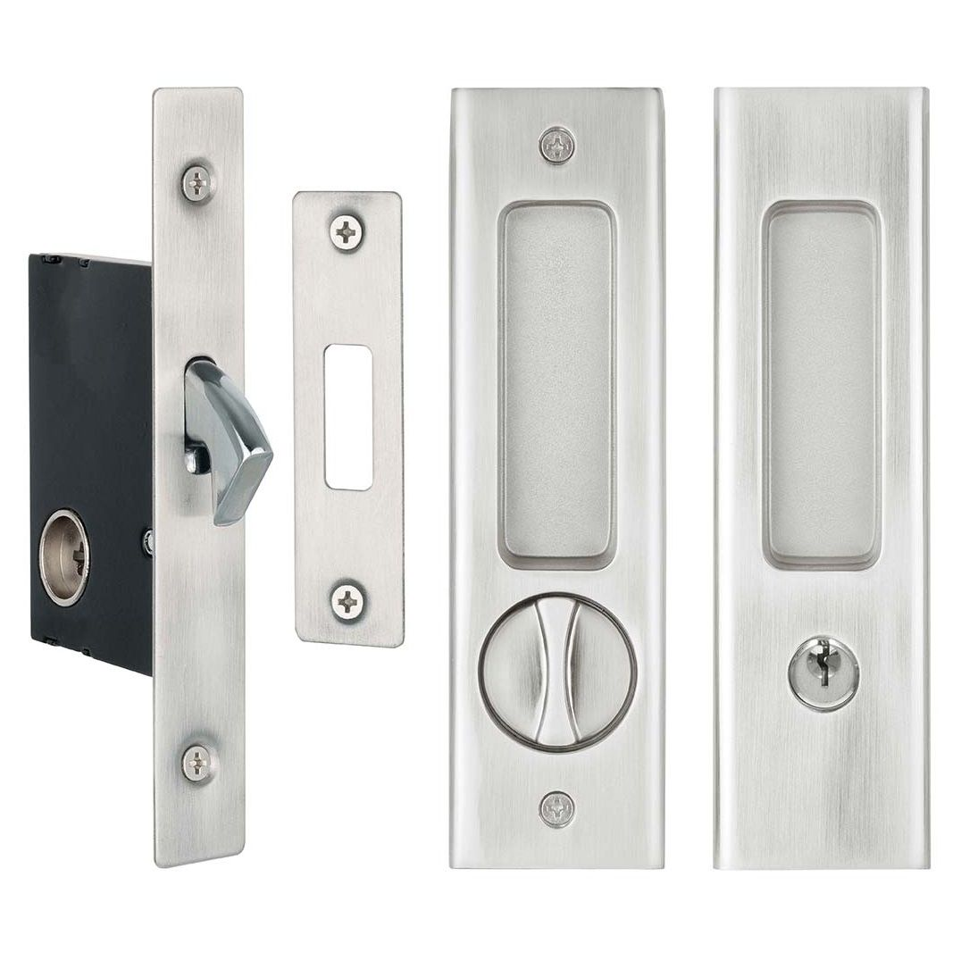 Cavity Sliding Door Locks With Key Poignee De Porte Decoration