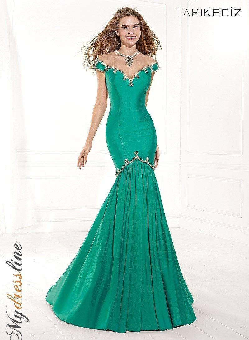 Tarik Ediz 92379 Evening Dress ~LOWEST PRICE GUARANTEED~ NEW ...