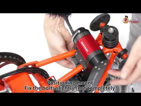 Hiddenpower Electric E Bike Kit For Brompton Youtube Based In Europe Requires Some Alterations To Brompton But You Can Sti E Bike Kit Bike Kit Brompton