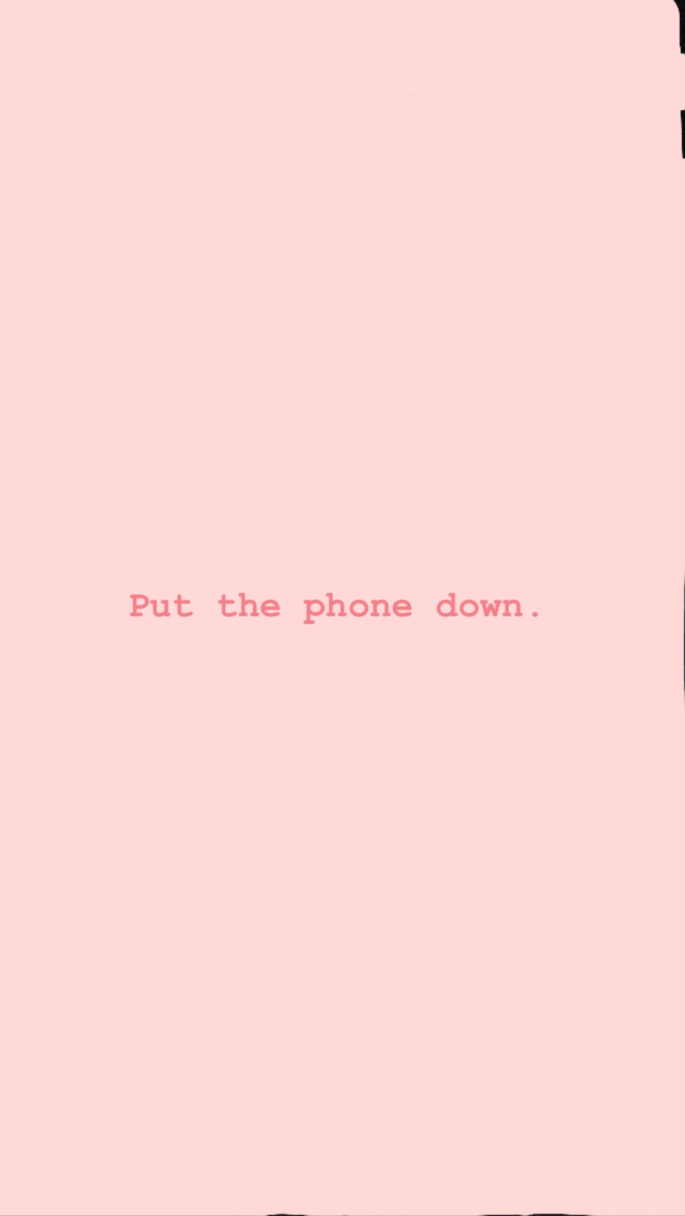Aesthetic Trendy Teenage Wallpaper : aesthetic, trendy, teenage, wallpaper, Odłóż, Telefon, Iphone, Wallpaper, Quotes, Funny,, Quotes,