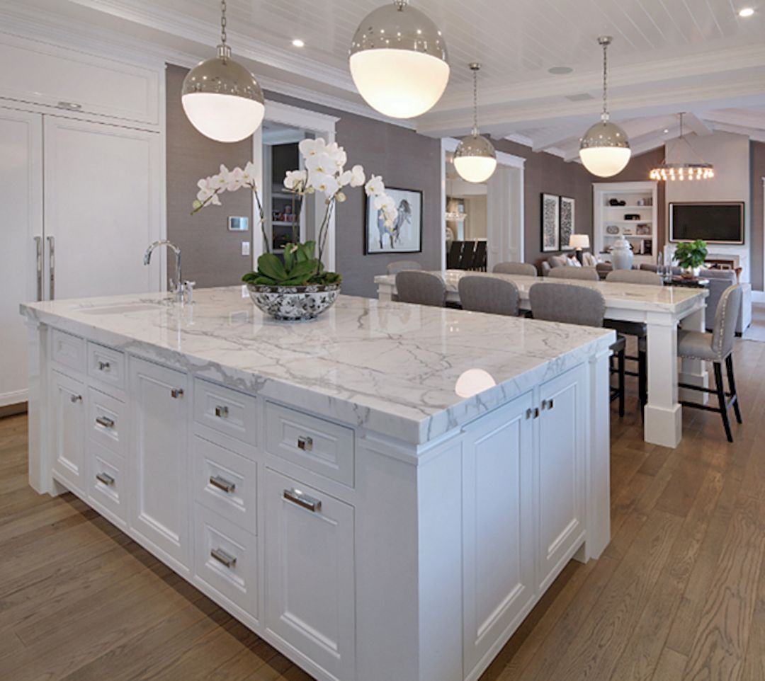 5 Kitchen Island Styles for Your Home Kitchen island