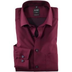 Photo of Olymp Luxor shirt, modern fit, extra long arm, dark red, 37 Olymp