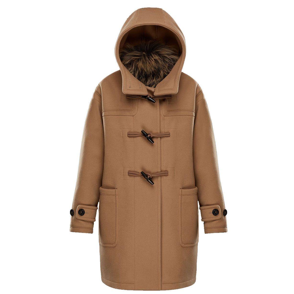 Moncler Narcissus duffle coat | Coat, Duffle coat, Fashion